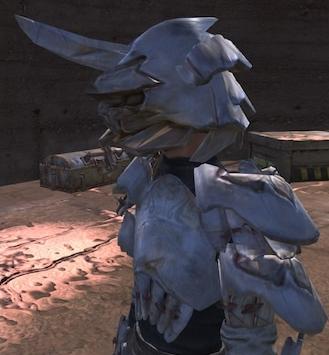 Armor - Samurai Dragon Helmet and Samurai Extended Armor / Броня - самурайский шлем Дракона и самурайская Расширенная броня.