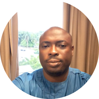 Ali Akeem Segun (CEO Moladox)