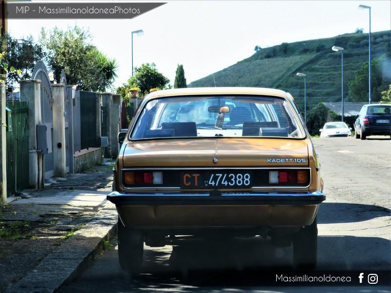 avvistamenti auto storiche - Pagina 40 Opel-Kadett-S-1000-CT474388