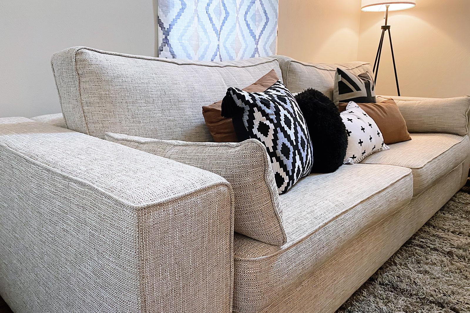 New Block Sofa