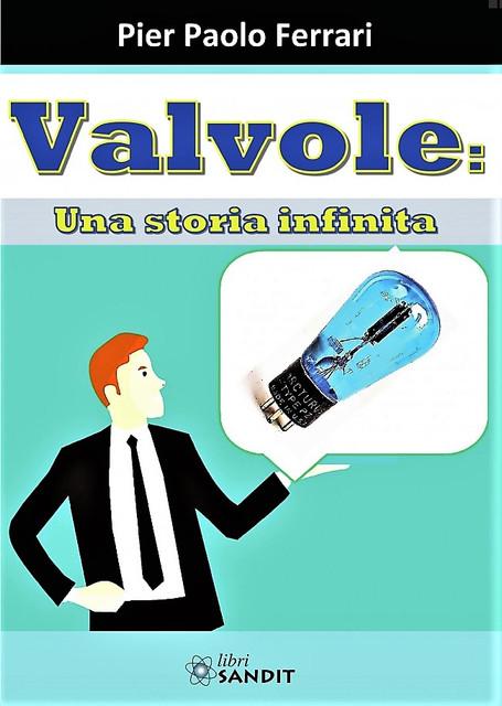 Libri P.P. FERRARI - SANDIT Editore VALVOLE-Libro-15-Dicembre-2020