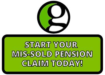 mis-sold pension button