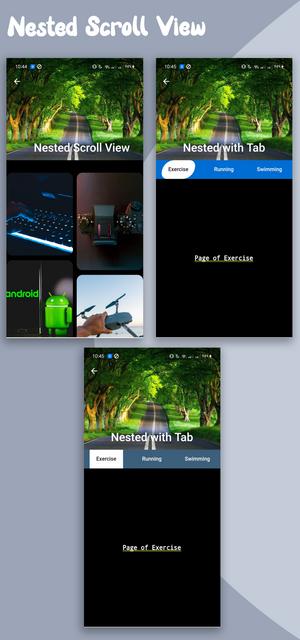 Material Design - Flutter Ui Kit Android - 10