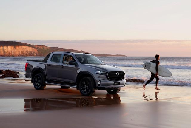 2020 - [Mazda] BT50 CB0-F3-DB4-00-A7-4-E36-9-D4-A-47-D9018-A294-B