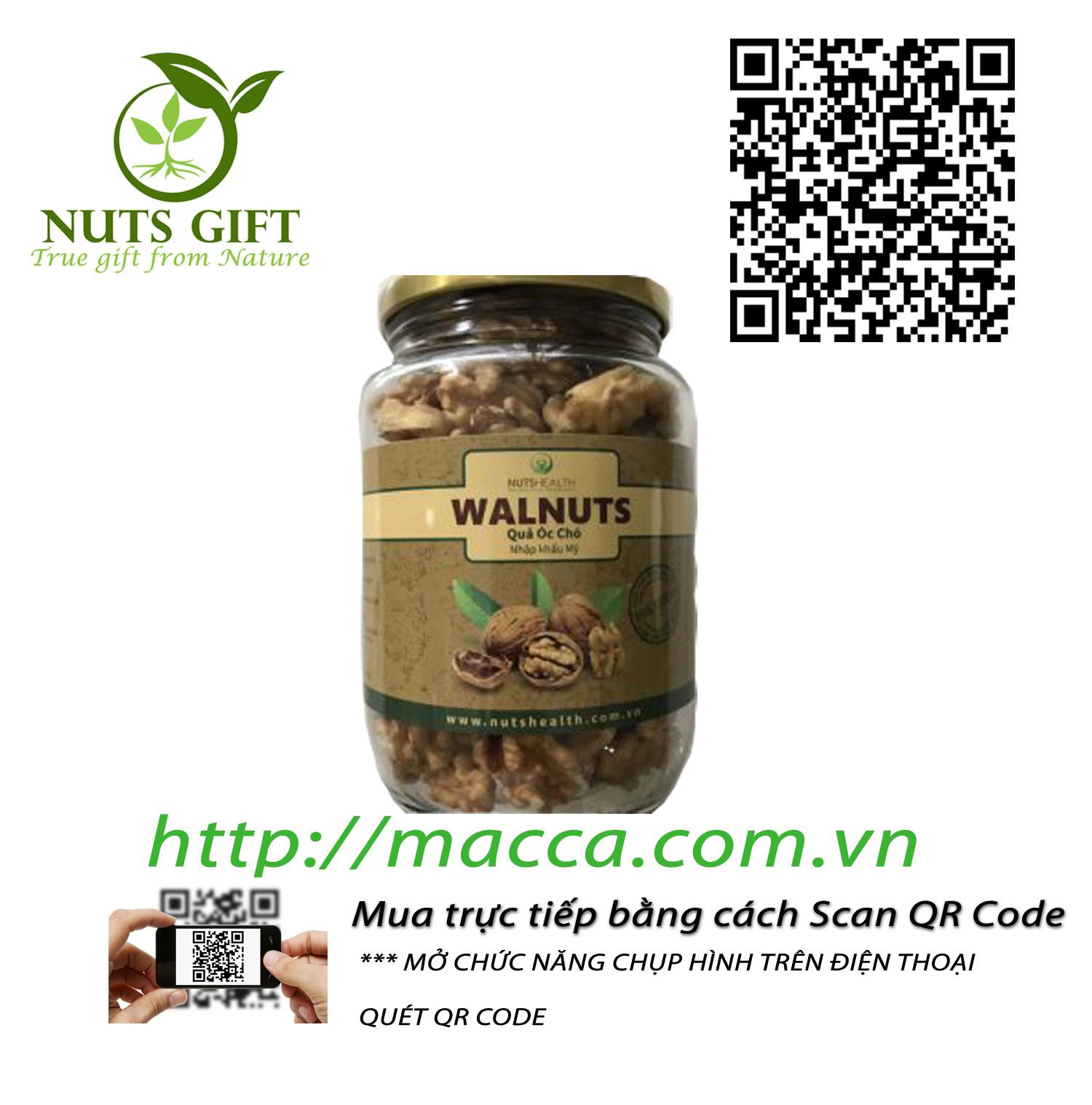 Nhân Hạt Óc Chó – Nutshealth – 300GR