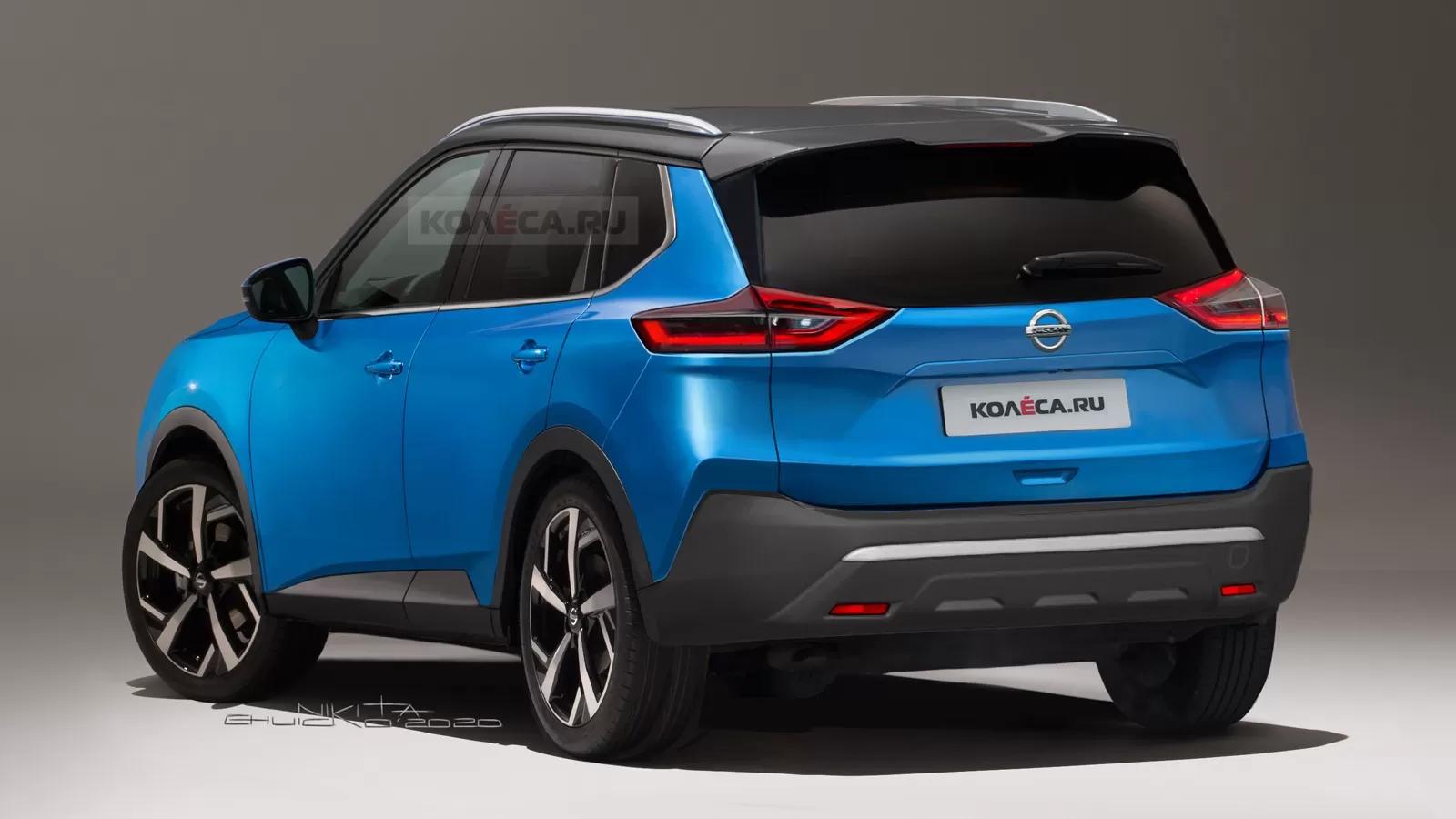 2021 Nissan X-Trail / Rogue 54