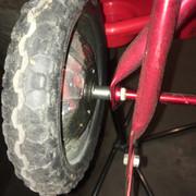 demonter transmission tricylce judez jockey IMG-7115
