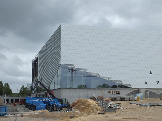 « Arena Futuroscope » grande salle de spectacles et de sports · 2022 - Page 17 DSCF7282