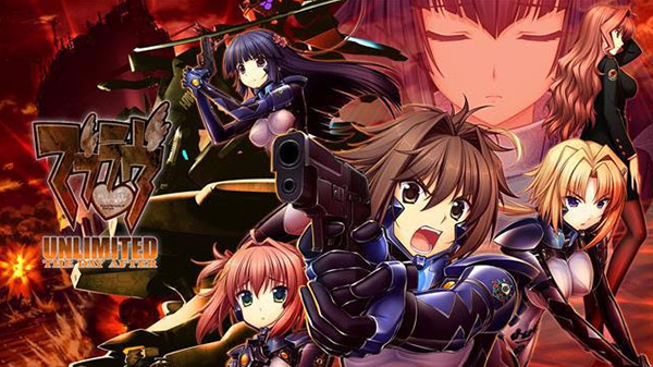 Muv-Luv Unlimited: The Day After可用于Steam Muv-Luv-Unlimited-TDA-02-04-21-1