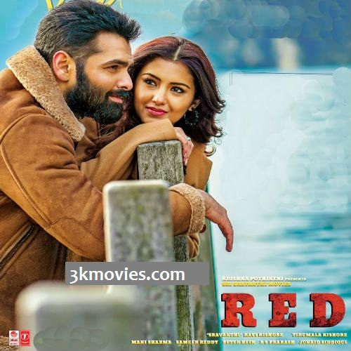 Red (2021) Dual Audio Hindi [Fan Dub] 480p HDRip x264 AAC 450MB ESub
