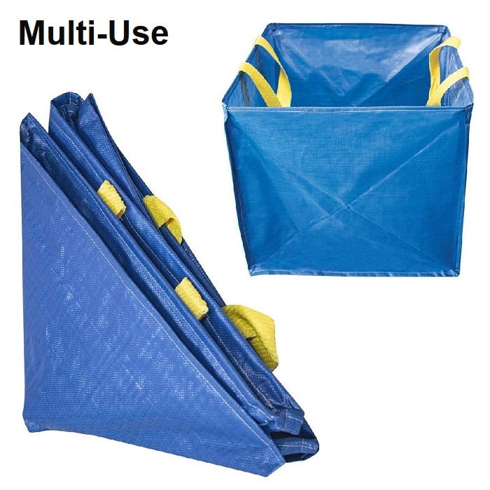 Amtech-Self-Supporting-Waste-Garden-Houshold-Toy-Storage-Bag-Large-S4685