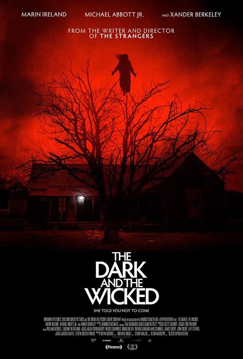 The Dark and the Wicked | 2020 | m720p - m1080p | WEB-DL | Türkçe Altyazılı | Tek Link