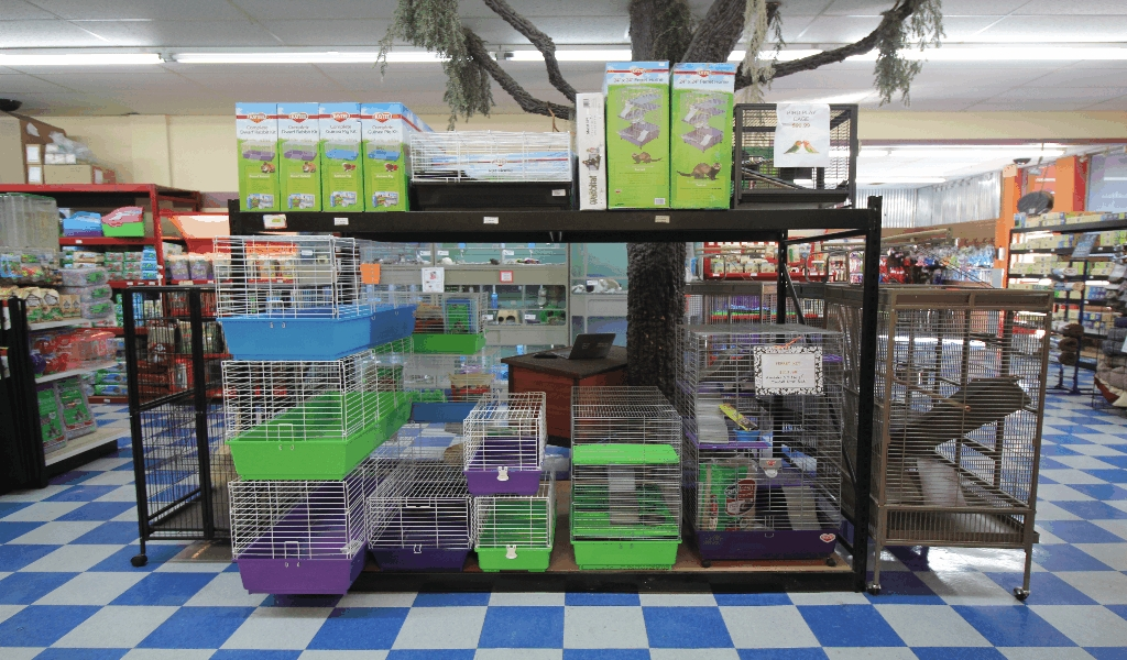 ASK World Pet Store
