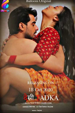 18+ Desi Tadka (2020) S01E03 Hindi Web Series 720p HDRip 170MB Watch Online