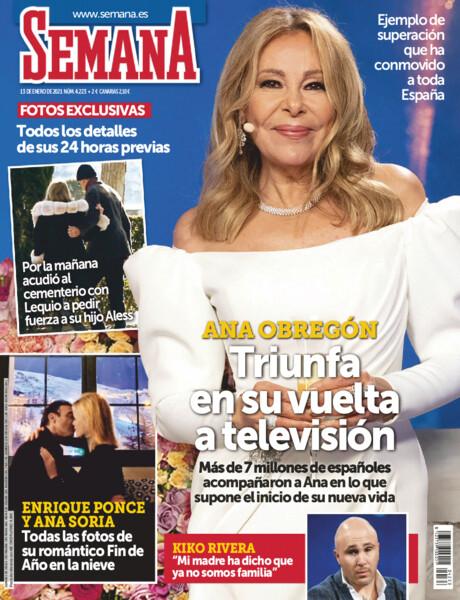 descargar Semana España – 13 Enero 2021 .PDF [Racaty] gartis