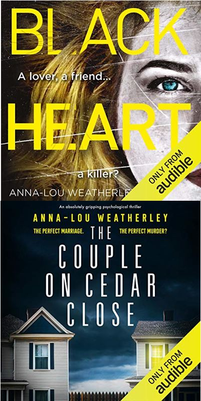 Detective Dan Riley (Books 1 & 2) - Anna-Lou Weatherley