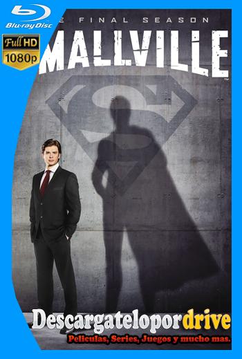 Smallville (2001) [Temporada 10] [1080p] [Latino] [1 Link] [GDrive] [MEGA]