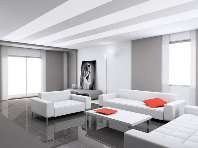 Tips for Choosing Modern Minimalist Living Room Wall Decoration