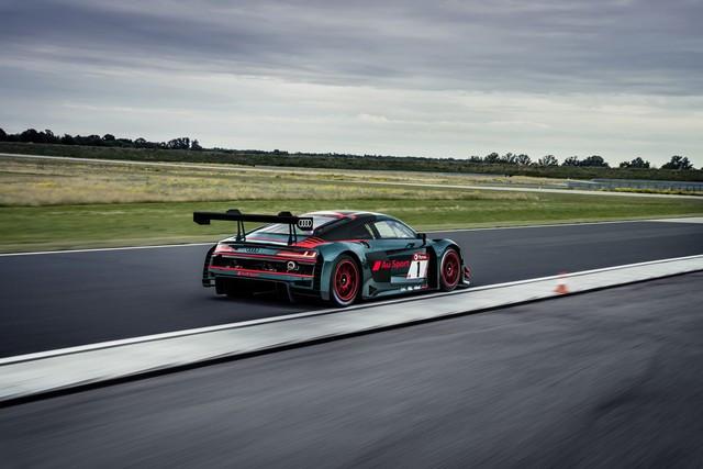 Audi R8 green hell : un hommage au palmarès de l'Audi R8 LMS A205766-medium