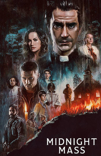 Midnight Mass Season 1 Dual Audio [Hindi-DD5.1] 720p WEBRip ESubs Download