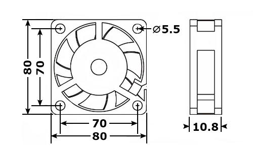 FAN-8010-24-V-003