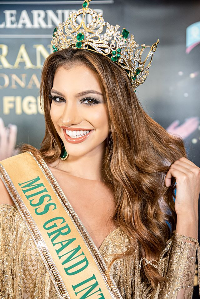 Official Thread of MISS GRAND INTERNATIONAL 2019 - Lourdes Valentina Figuera - VENEZUELA - Page 2 73284635-2635140429842270-6810528142323613696-o