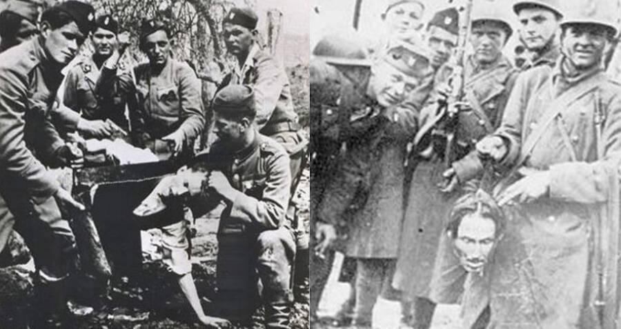 Ustasha war crimes