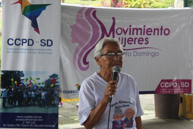 Con festival artístico iniciaron actividades contra la violencia a la mujer