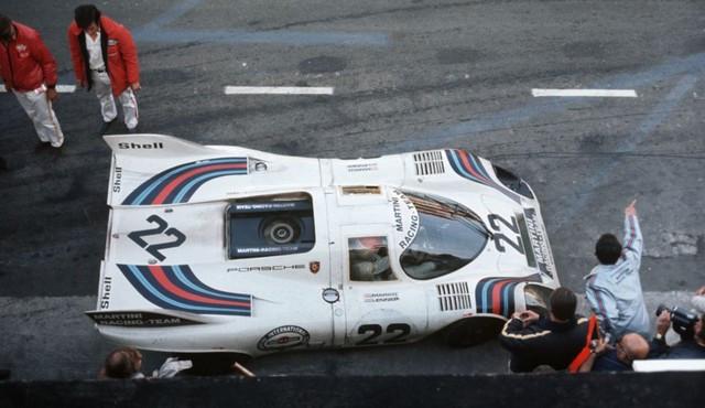 Il y a 50 ans, Porsche a remporté sa première victoire au classement général au 24 Heures du Mans B-HDI-10127