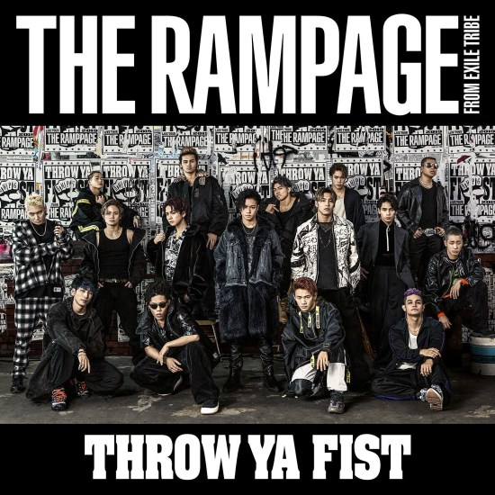 [Single] THE RAMPAGE from EXILE TRIBE – THROW YA FIST