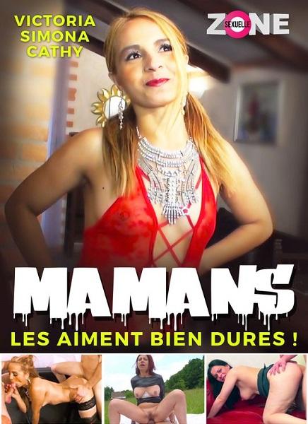 Мамы любят хардкор / Les mamans les aiment bien dures (2019) WEB-DL 720p