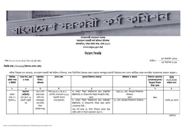 BPSC-Non-Cadre-Job-Circular-2019-PDF-page-001