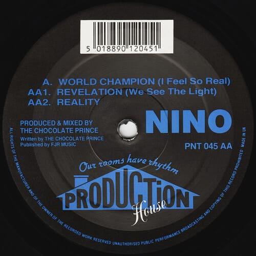 Download Nino - World Champion / Revelation / Reality mp3