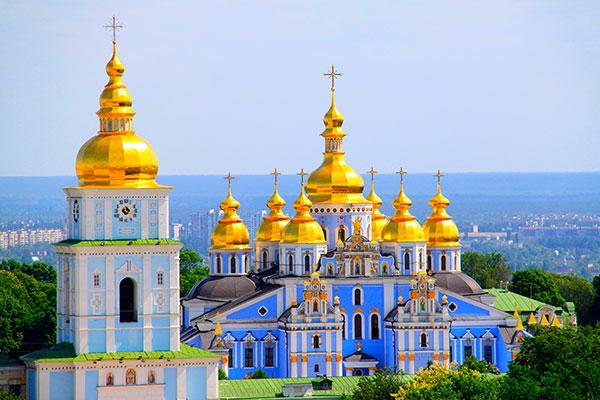 Ukraine Travel Guide Religion