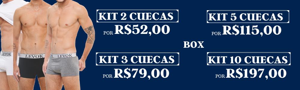 CUECA BOX PRETA