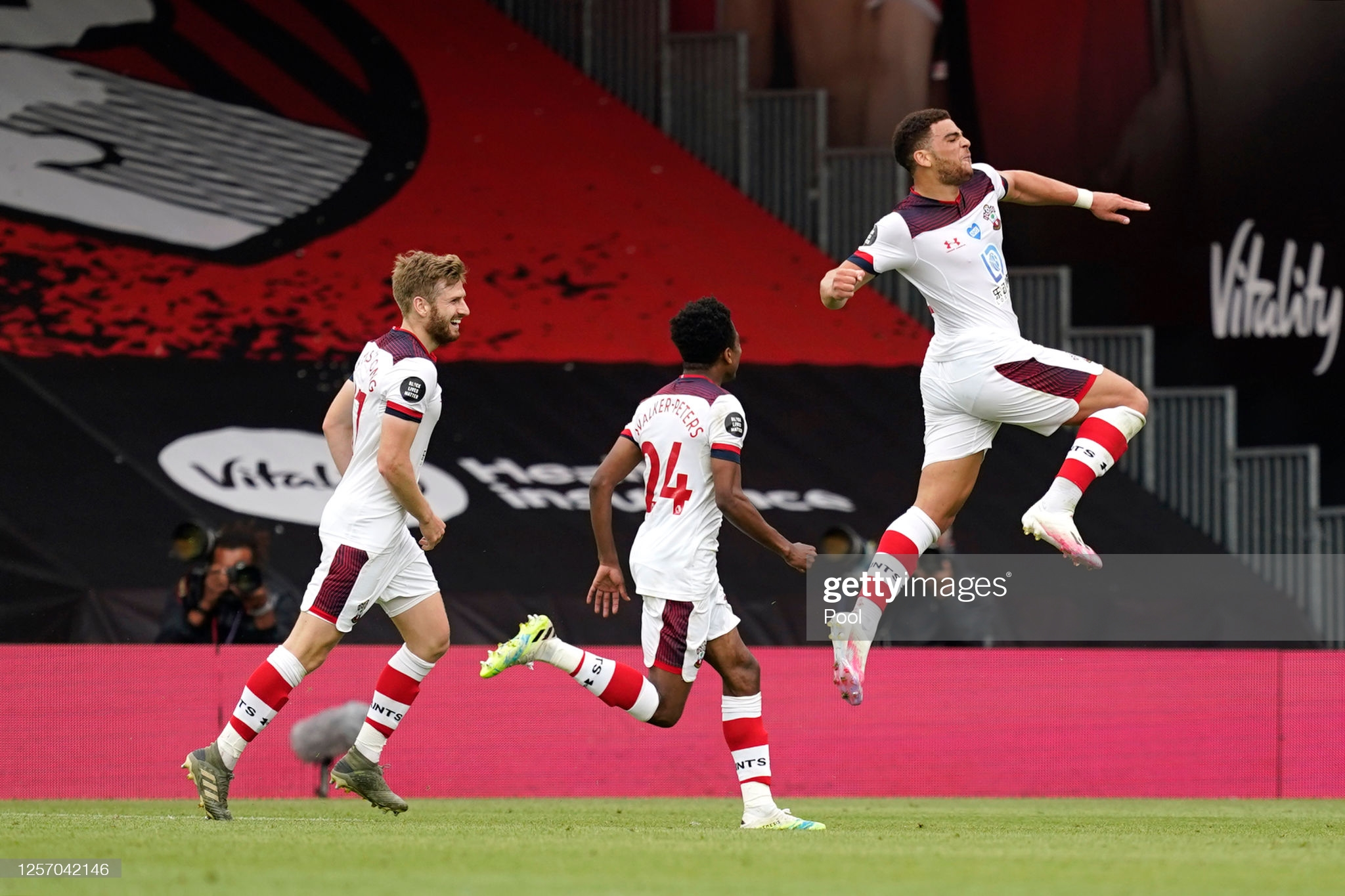 [Image: BOURNEMOUTH-ENGLAND-JULY-19-Che-Adams-of...thampt.jpg]