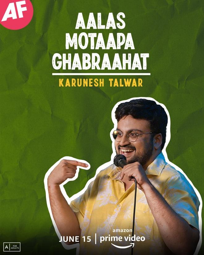 Aalas Motaapa Ghabraahat | 2021 | English | 1080p | 720p | WEB-DL