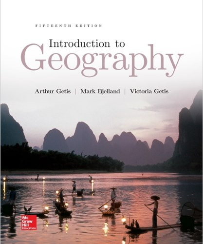 Introduction to Geography 15th Edition