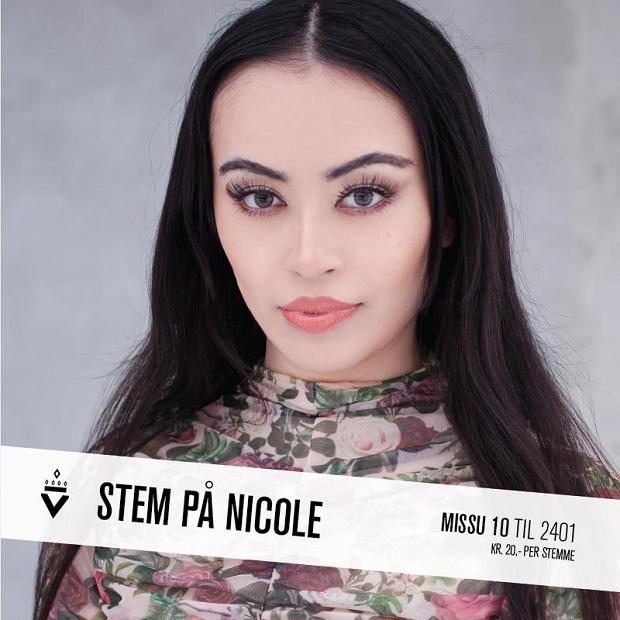 Tag 10 en Reinas de Belleza ❀ ELITE BEAUTIES Nicole