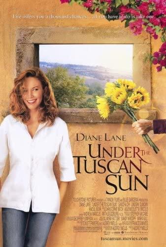 ტოსკანის მზის ქვეშ UNDER THE TUSCAN SUN