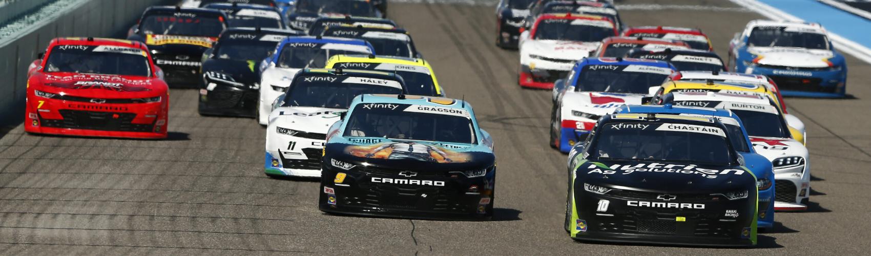 VRC NASCAR Xfinity 2021