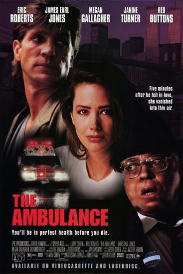 Ambulans / The Ambulance (1990) PL.AC3.DVDRip.XviD-GR4PE | Lektor PL