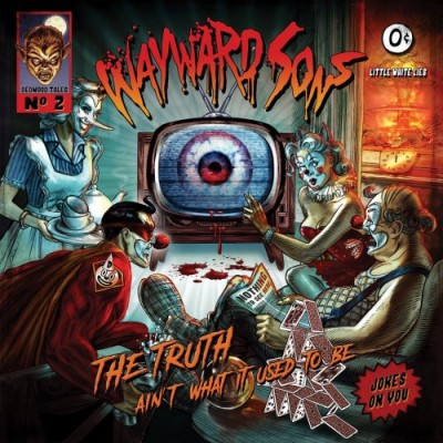 WAYWARD SONS - The Truth Ain't What It Used To Be (Japanese Edition) (2019) mp3 320 kbps