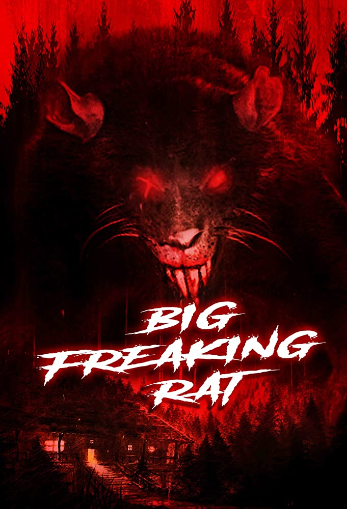 Big Freaking Rat 2020 English 720p HDRip 800MB | 300MB Download