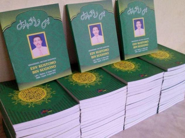 Percetakan Buku Yasin di Jakarta