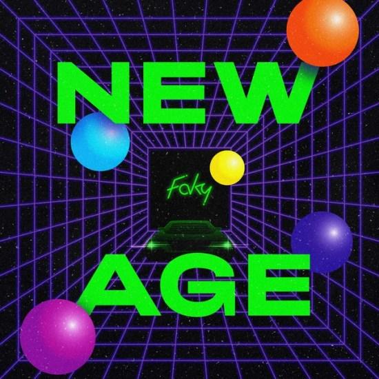 [Single] FAKY – New Age