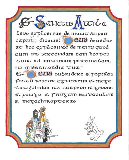 HHG-Latin