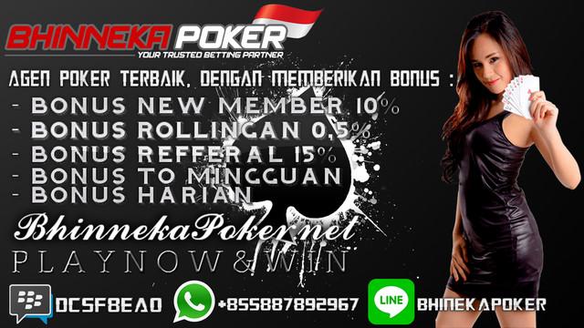 BhinnekaPoker.com | Agen Poker Online Terbaik dan Terpercaya - Page 3 23