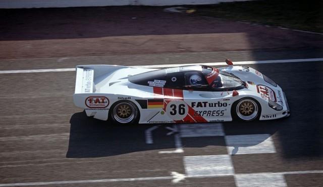 Il y a 50 ans, Porsche a remporté sa première victoire au classement général au 24 Heures du Mans B-HDK-5962