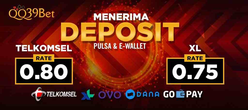 daftar situs judi slot online deposit pulsa QQ39BET